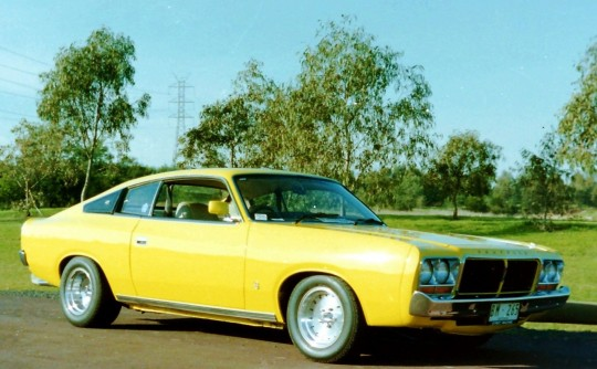 1976 Chrysler CL Charger