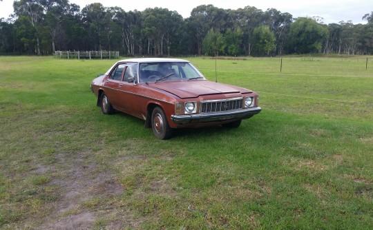 1976 Holden HX 50th Anniversary