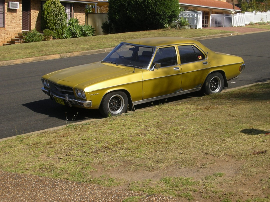 1973 Holden HQ Premier