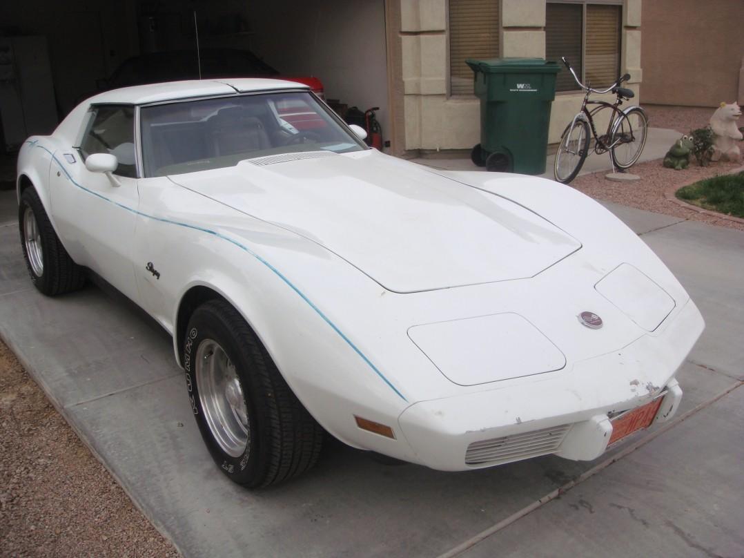 1976 Chevrolet C3 Corvette