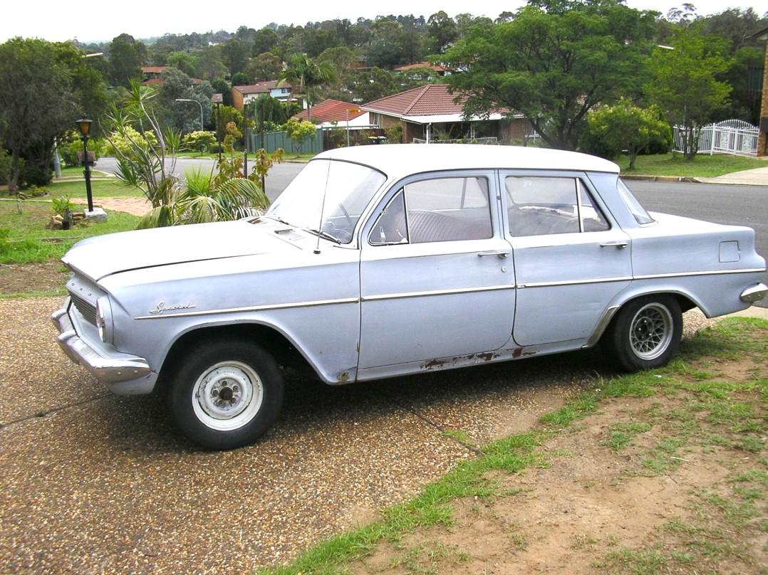 1963 Holden EJ