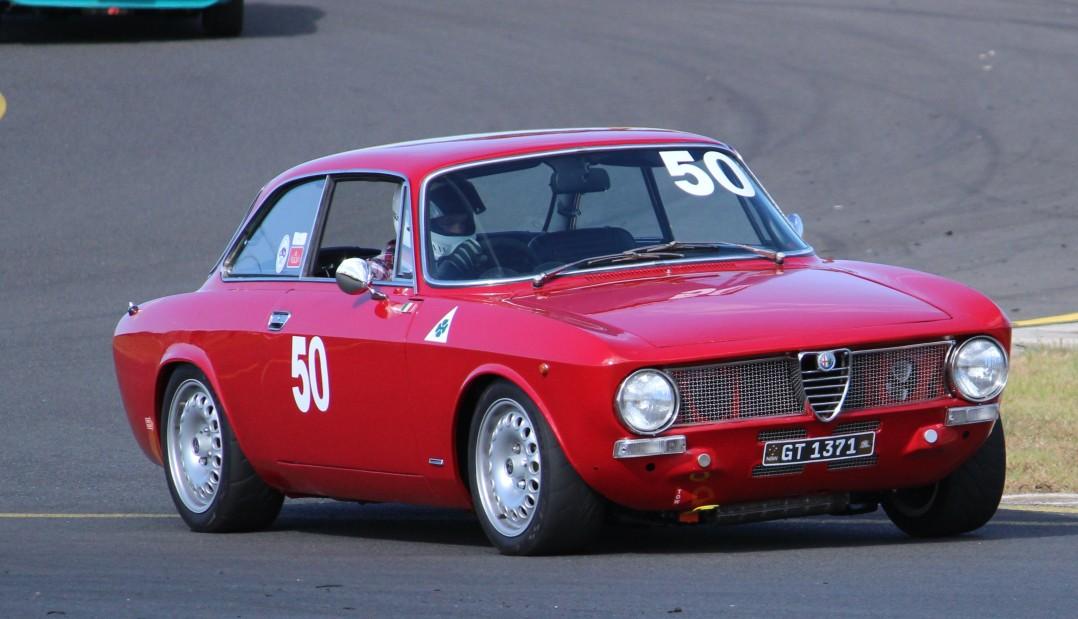 1971 Alfa Romeo GT 1300 Junior