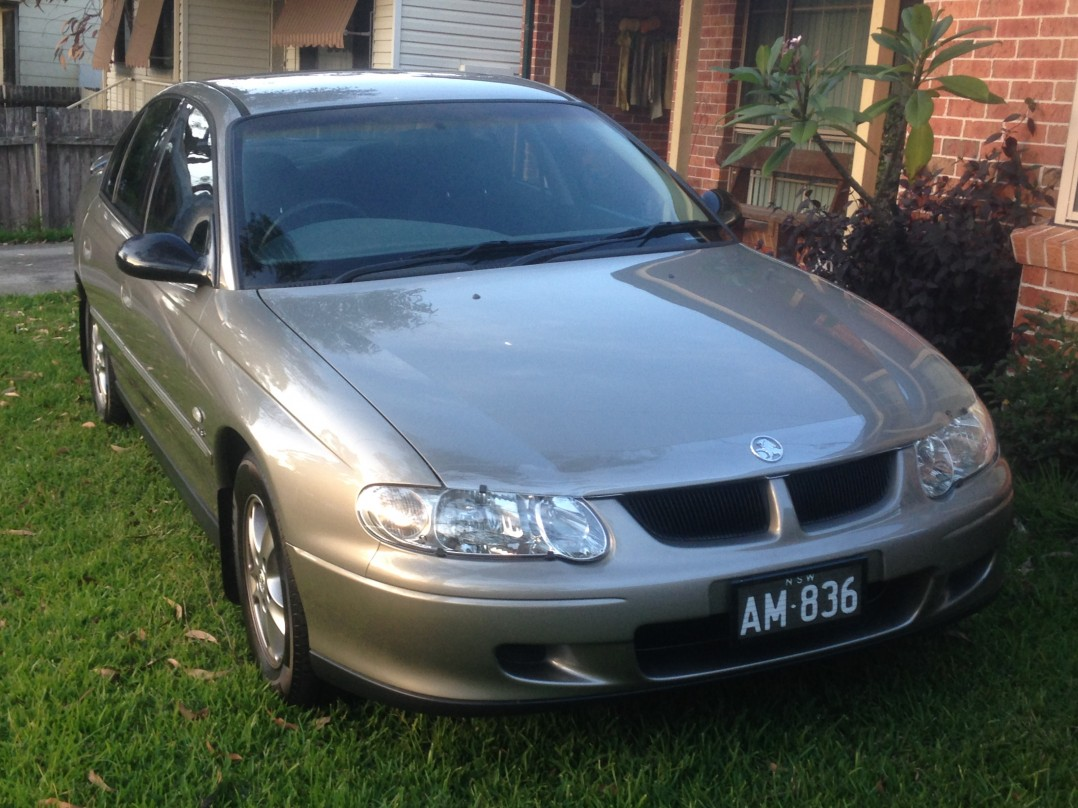 2001 Holden VX Commodore Equip