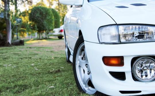1999 Subaru Impreza WRX