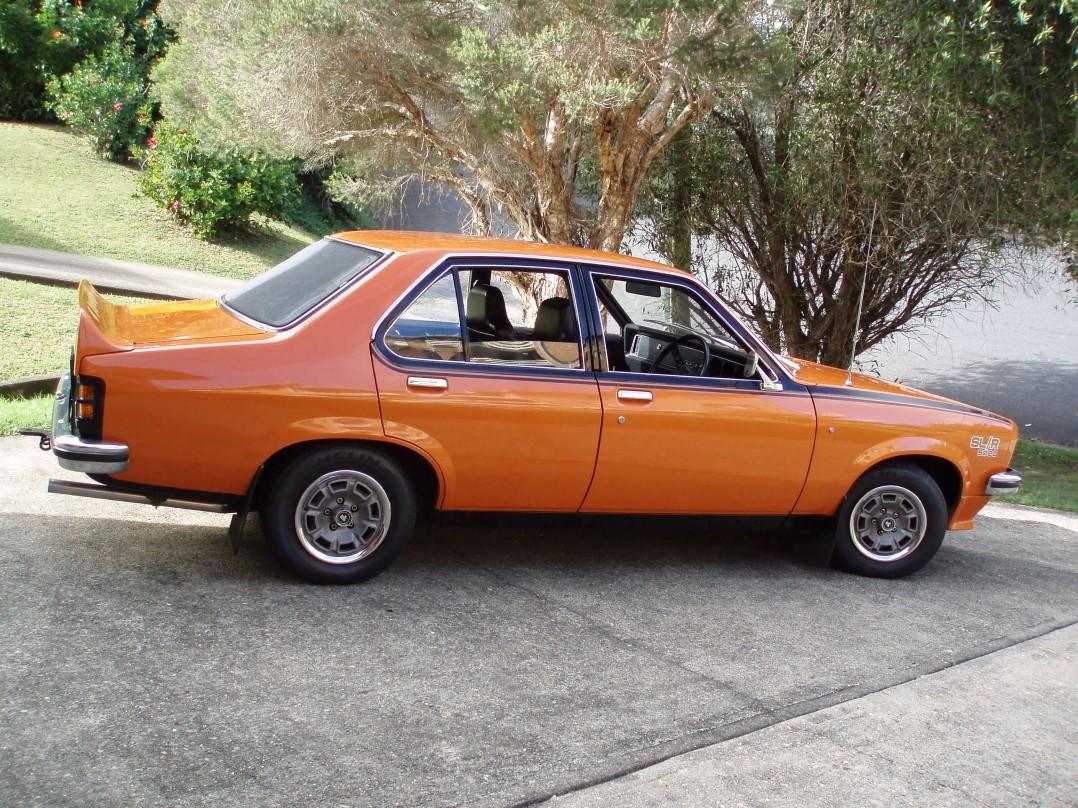 1974 Holden Torana SLR5000
