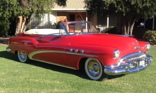 1952 Buick 56C super