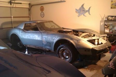 1975 Chevrolet Corvette Stingray