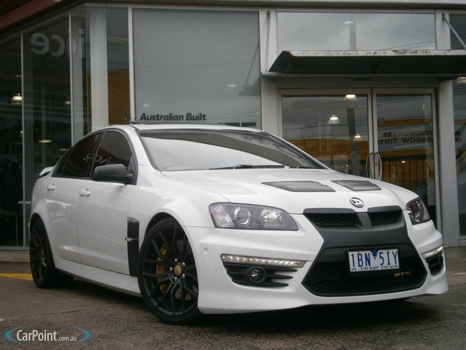 2012 Holden Special Vehicles GTS 25th Anniversary