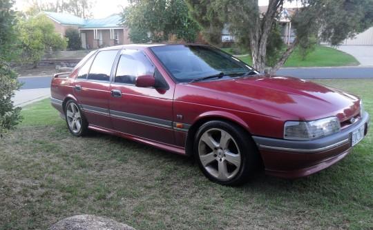 1992 Ford Fairmont EBII