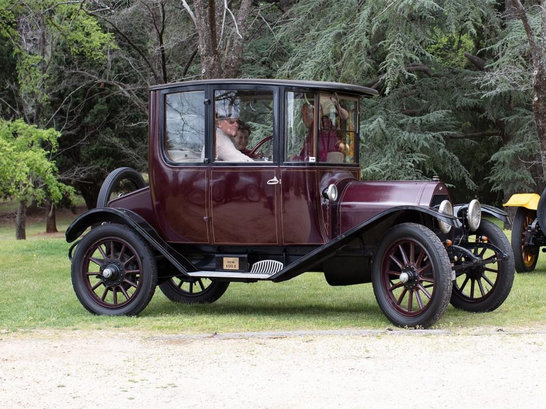 1914 Overland 79C