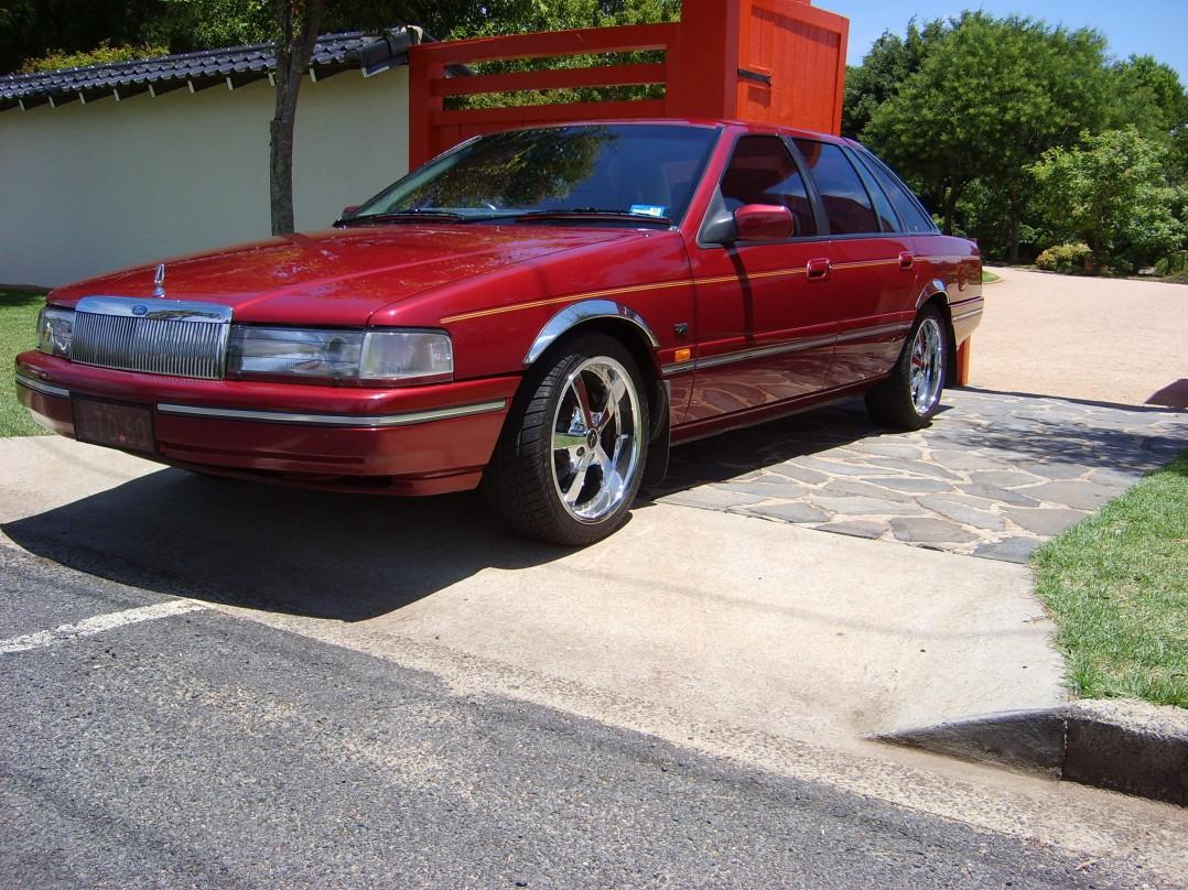 1993 Ford DC LTD LTD
