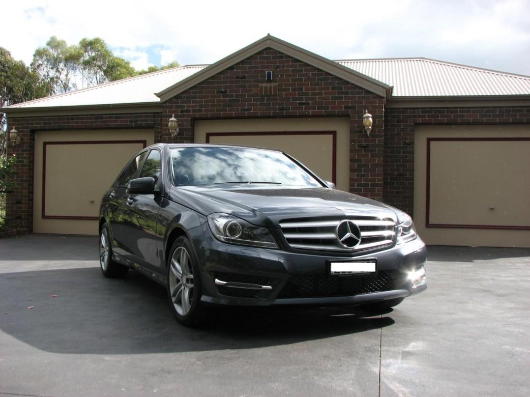 2013 Mercedes-Benz C200