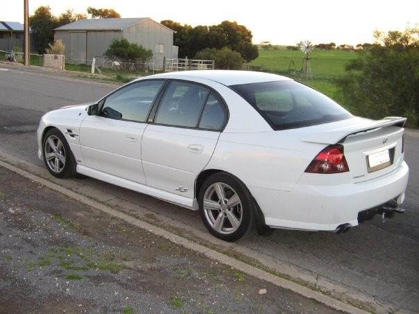 2006 Holden VZ ss