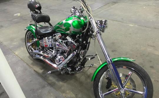 2009 Harley-Davidson 1584cc FXCWC ROCKER C