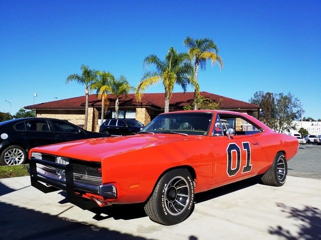 1969 Dodge R/T Charger