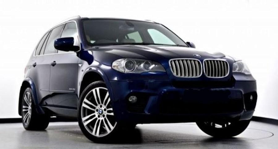 2010 BMW X5 5.0L