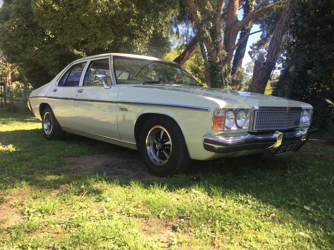 1977 Holden PREMIER