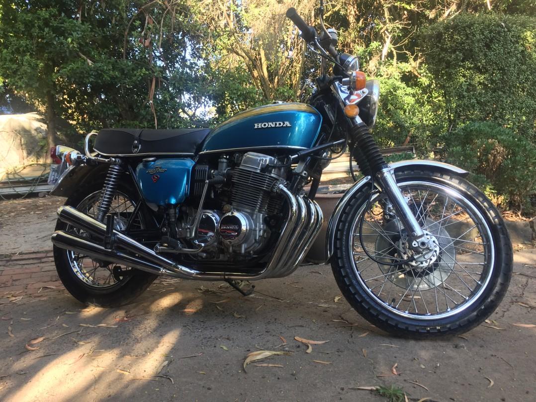 1974 Honda 736cc CB750K