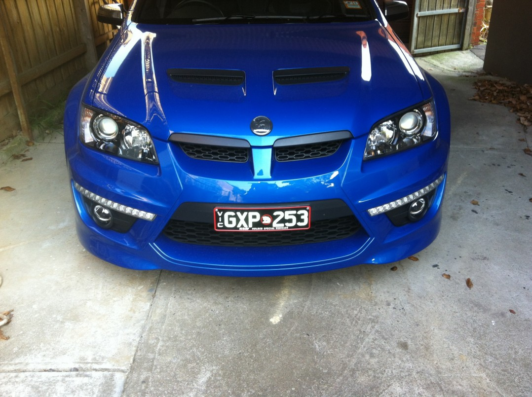 2011 Holden Special Vehicles MALOO GXP