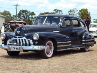 1946 Buick 8/40 Special