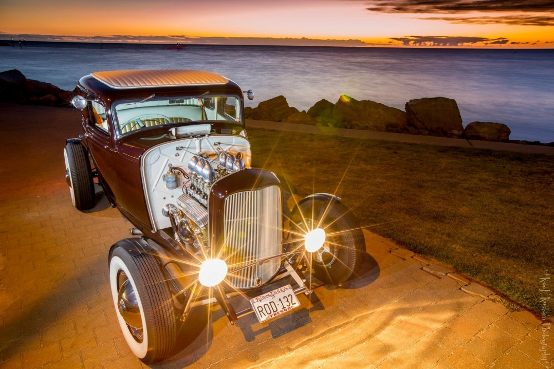 1932 Ford 5 window Deuce Coupe