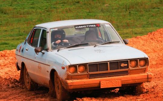 1980 Datsun 200B
