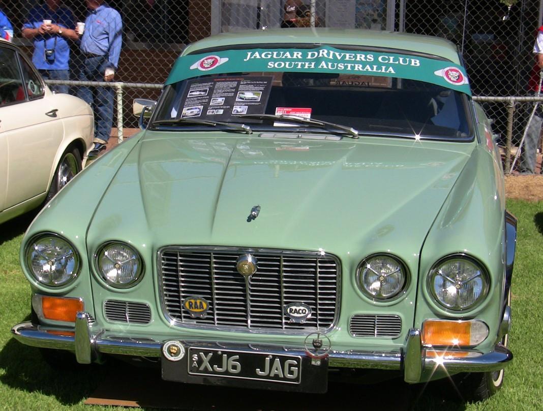 1971 Jaguar XJ6 4.2 Series l