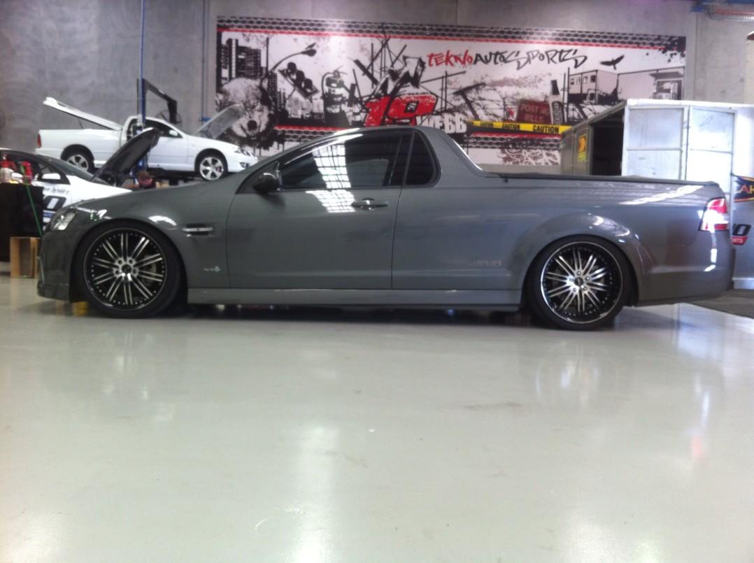 2012 Holden SSV