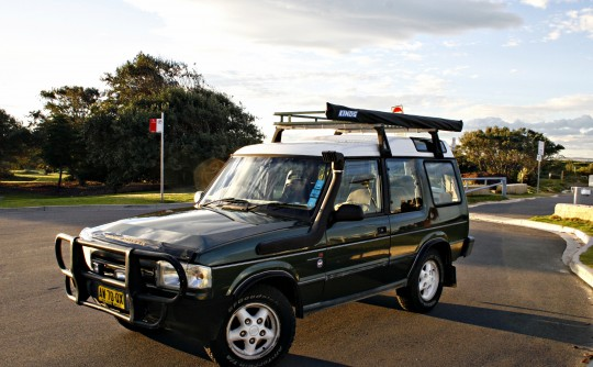 1994 Land Rover DISCOVERY Tdi