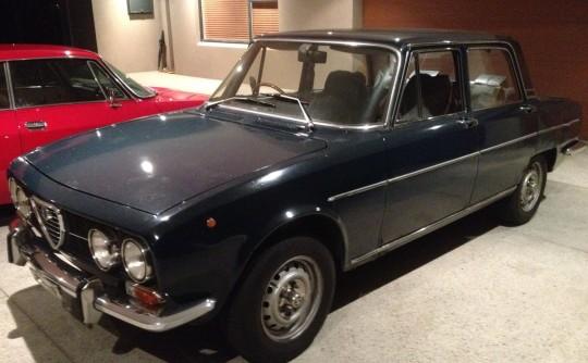 1975 Alfa Romeo BERLINA 2000