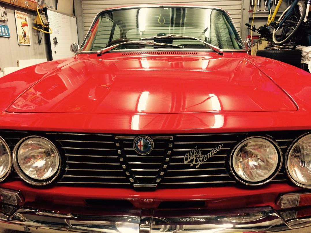 1973 Alfa Romeo GT VELOCE 2000