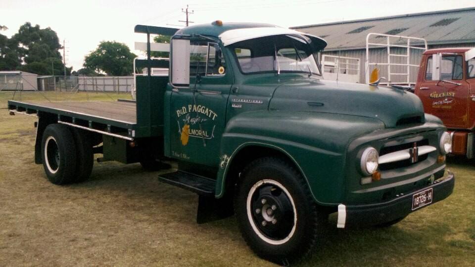 1956 International Harvester AR160