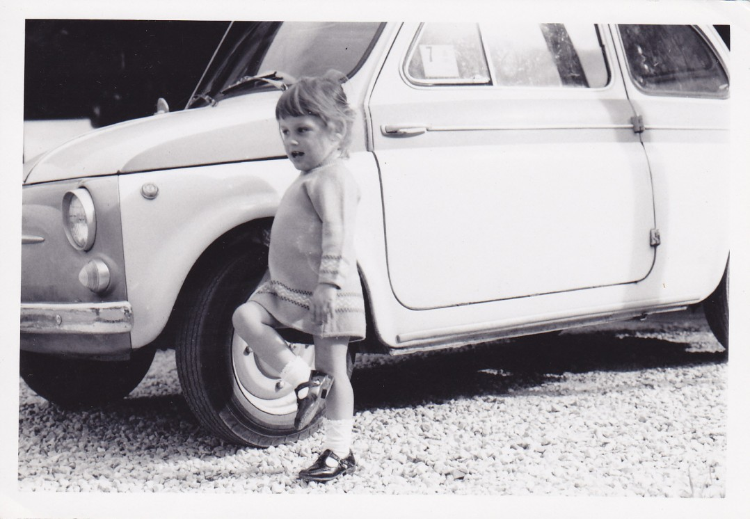 1950 Fiat Bambino