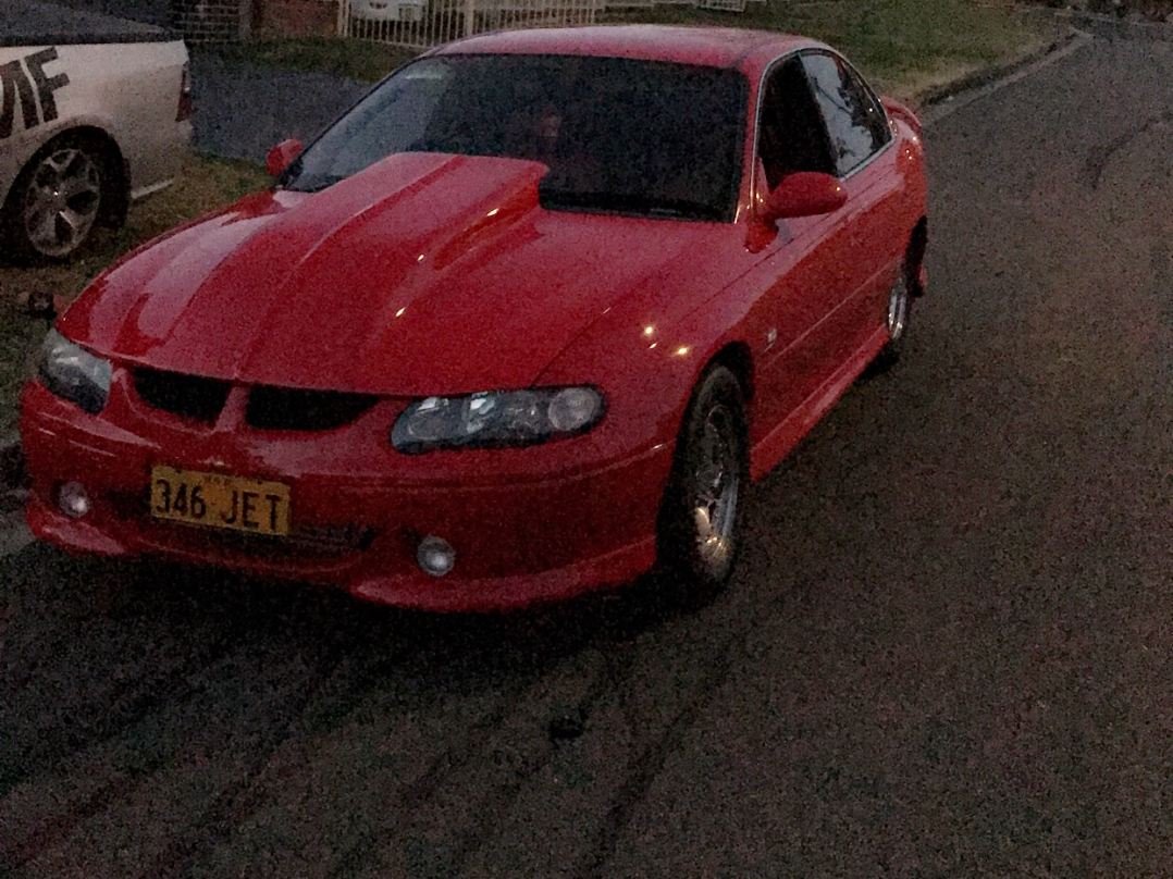 2001 Holden COMMODORE SS