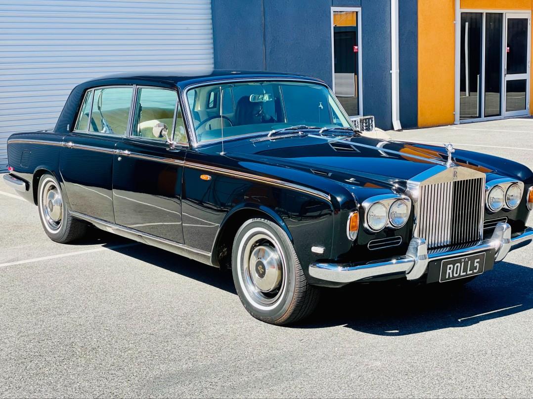 1970 Rolls-Royce SILVER SHADOW LWB