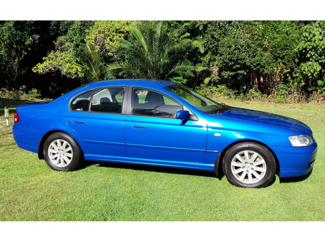 2006 Ford BF FAIRMONT