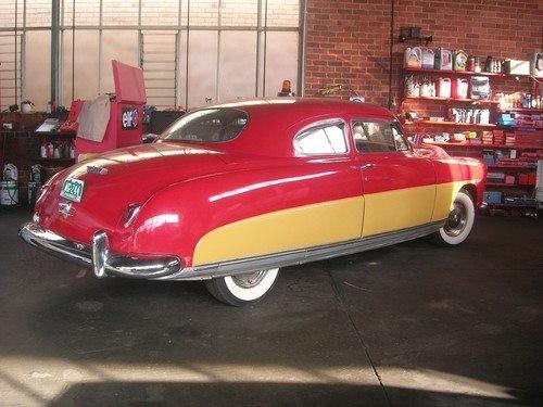 1948 Hudson Super Six
