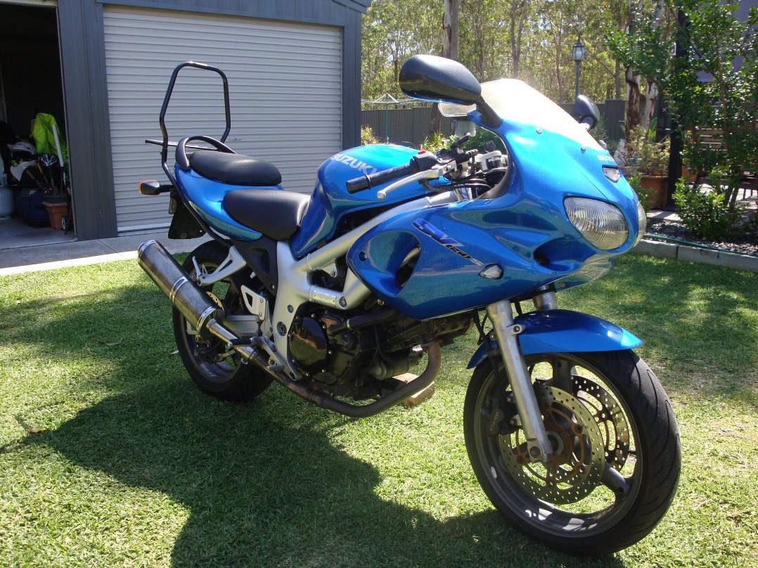 1999 Suzuki SV650S