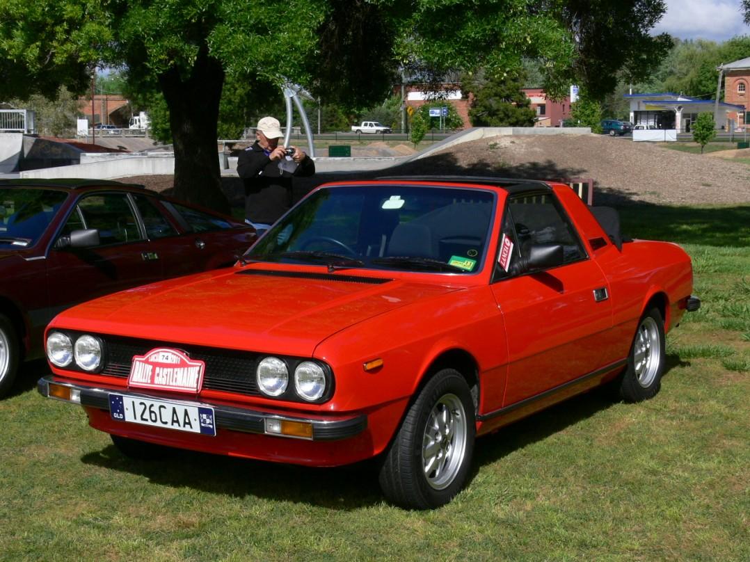 1980 Lancia Beta Sp