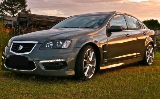 2011 Holden Special Vehicles SENATOR SIGNATURE
