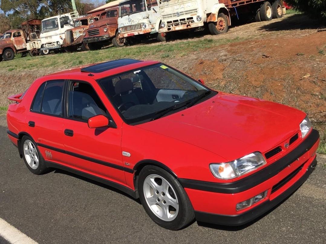 1994 Nissan N14 Pulsar SSS