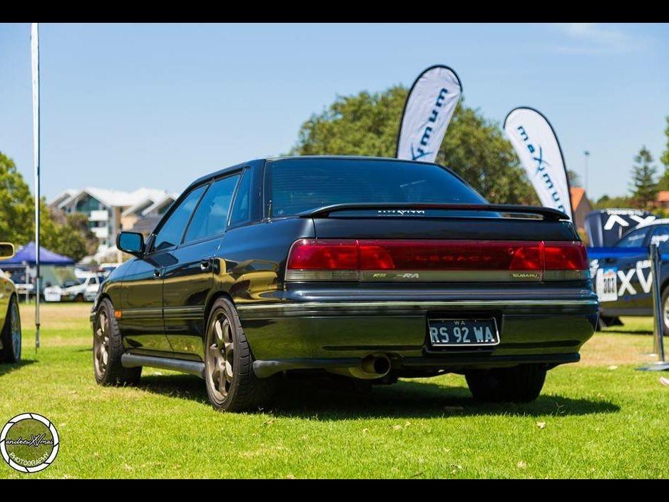 1992 Subaru Liberty RS Turbo