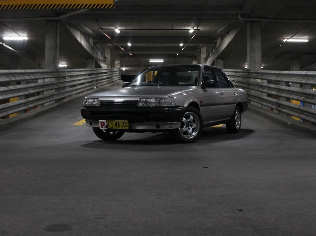 1989 Toyota CAMRY CS