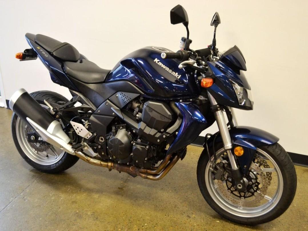 2008 Kawasaki 738cc Z750