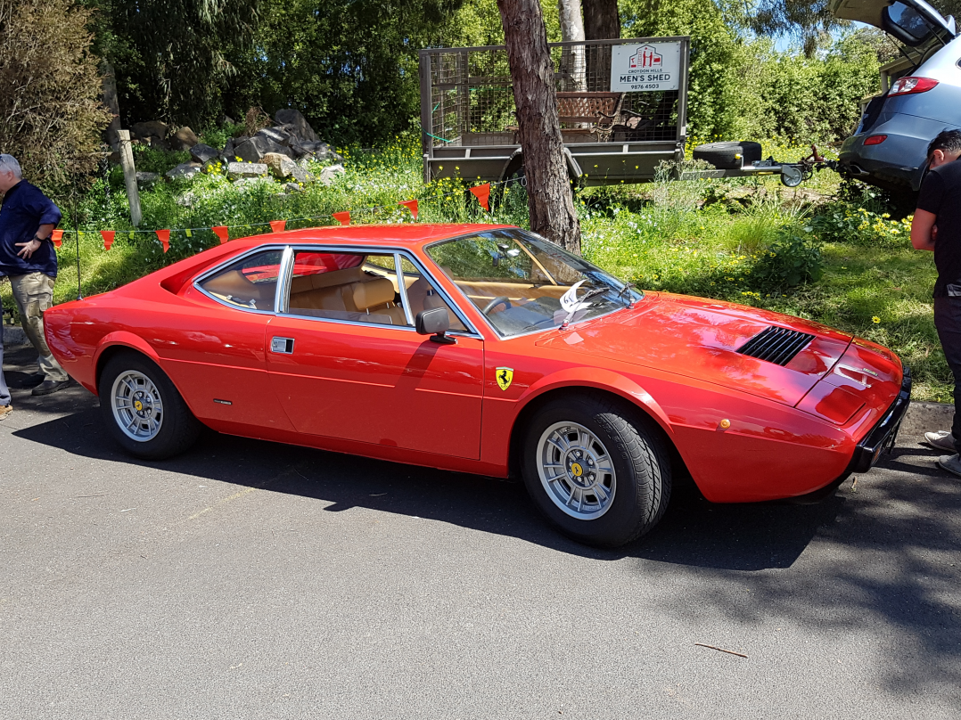 1978 Ferrari DINO 308 GT4 2+2