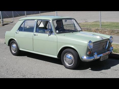 1964 Morris 1100