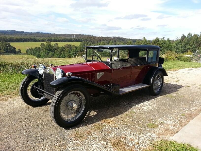 1925 Lancia Lambda Series 6