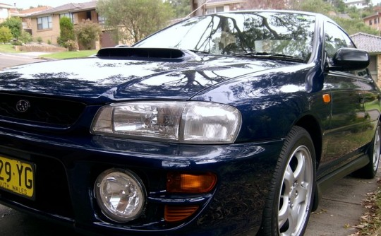 1998 Subaru WRX