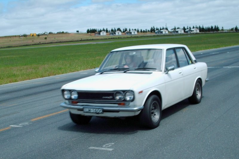 1972 Datsun (not related to Nissan) P510 (aka 1600)