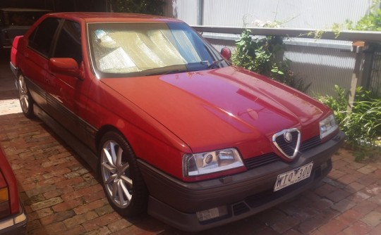 1996 Alfa Romeo 164 QUADRIFOGLIO 24V Quad Cam